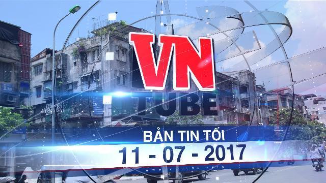 Bản tin VnTube tối 11-07-2017: 3.000 căn nhà sở hữu nhà nước không bán được