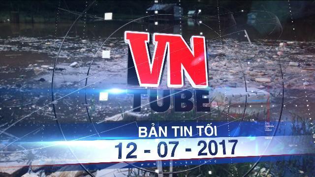 Bản tin VnTube tối 12-07-2017: Đà Lạt không có nước sinh hoạt vì ô nhiễm trong 10 năm tới