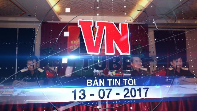 Bản tin VnTube tối 13-07-2017: Thu hồi biển số đỏ của doanh nghiệp quân đội