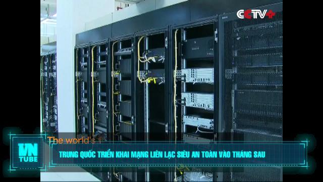 Toàn cảnh an ninh mạng tuần 2 tháng 07: Trung Quốc triển khai mạng liên lạc siêu an toàn vào tháng sau