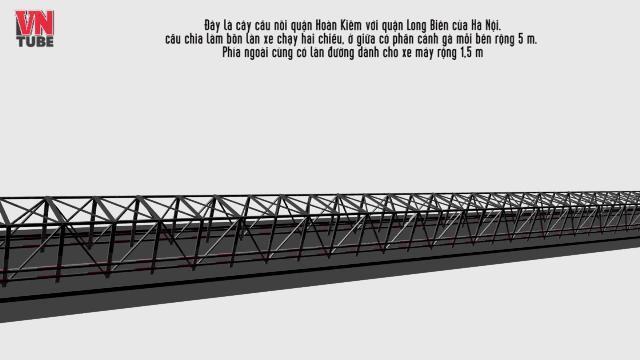 Mô phỏng 3D: Tai nạn trên cầu Chương Dương: 3 người tử vong