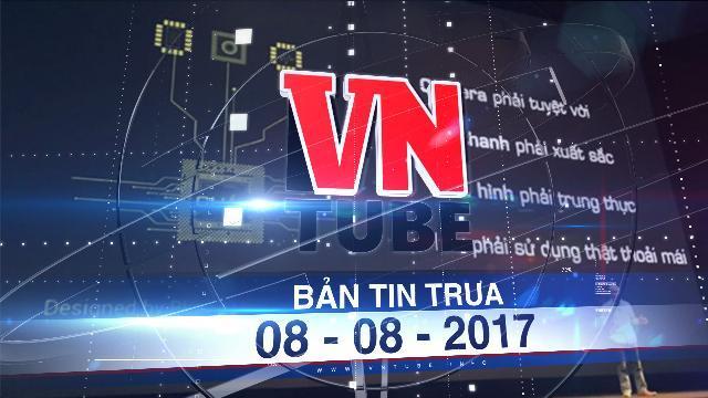 Bản tin VnTube trưa 08-08-2017: Bphone2 chính thức ra mắt