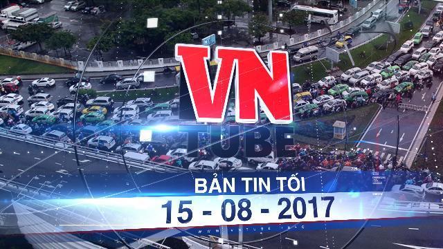 Bản tin VnTube tối 15-08-2017: Đình chỉ thi công cầu vượt Nguyễn Thái Sơn