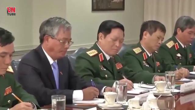 Quân đội Mỹ công nhận chủ quyền của Việt Nam trên biển Đông