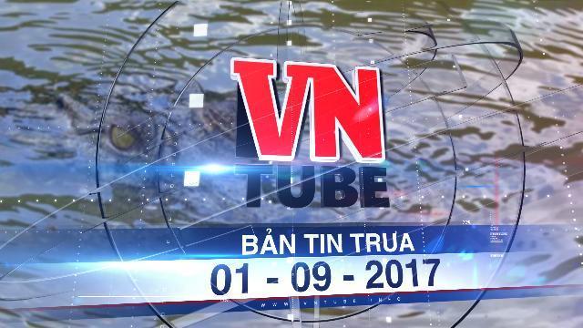 Bản tin VnTube trưa 01-09-2017: Phao tin thất thiệt trên Facebook, bị phạt 10 triệu đồng