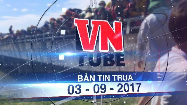 Bản tin VnTube trưa 03-09-2017: Mẹ bầu ôm hai con nhỏ nhảy cầu tự tử