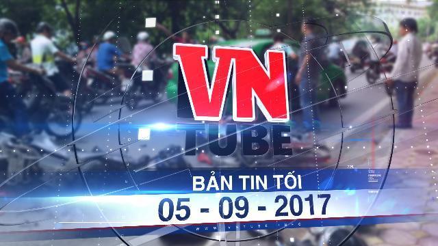 Bản tin VnTube tối 05-09-2017: Gần 60 người chết vì tai nạn giao thông dịp nghỉ lễ Quốc khánh