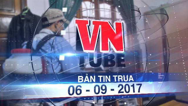 Bản tin VnTube trưa 06-09-2017: Giả cán bộ y tế gạ phun thuốc diệt muỗi thu tiền