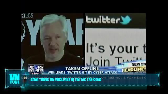 Toàn cảnh an ninh mạng tuần 2 tháng 09: Cổng thông tin WikiLeaks bị tin tặc tấn công