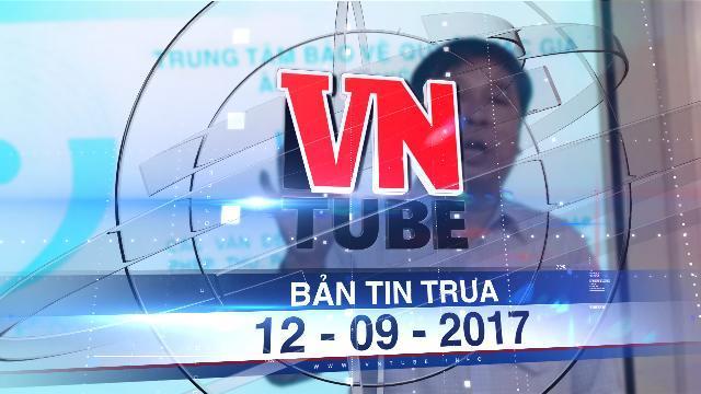 Bản tin VnTube trưa 12-09-2017: Từ tháng 10-2017 sẽ thu tiền nghe nhạc ở khách sạn cả nước