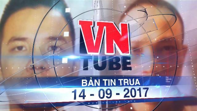 Bản tin VnTube trưa 14-09-2017: Hai tử tù đặc biệt nguy hiểm đã trốn khỏi phòng biệt giam