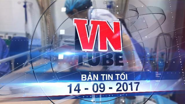 Bản tin VnTube tối 14-09-2017: Hàng chục trẻ bị sùi mào gà là do dụng cụ y tế bẩn