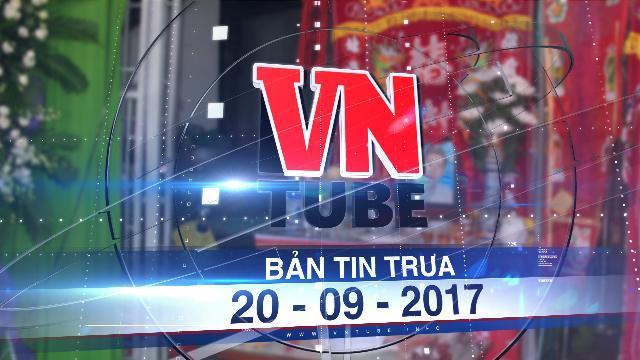 Bản tin VnTube trưa 20-09-2017: Khởi tố vụ án 'dùng nhục hình' tại nhà tạm giữ Công an TP.Phan Rang