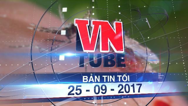 Bản tin VnTube tối 25-09-2017: Siêu ký sinh trùng sốt rét kháng thuốc đã lan sang Việt Nam