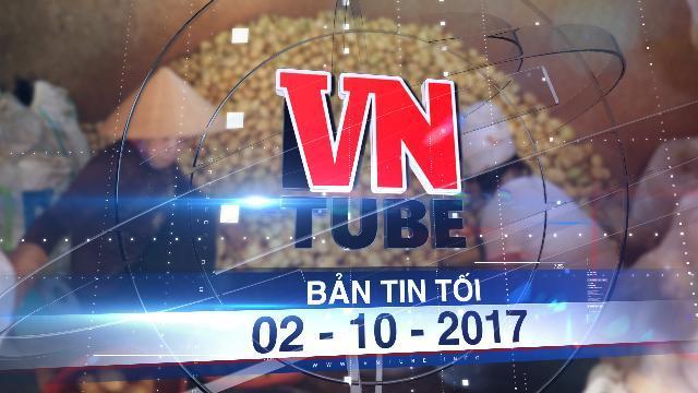 Bản tin VnTube tối 02-10-2017: Cảnh báo chiêu thức làm giả khoai tây Trung Quốc thành Đà Lạt