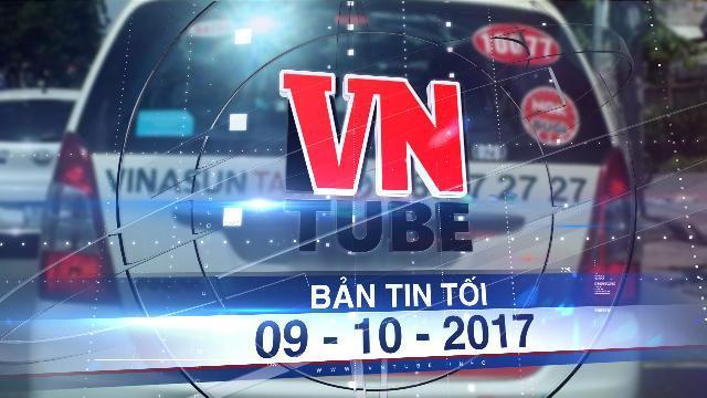 Bản tin VnTube tối 09-10-2017: Vinasun đấu tranh bằng hình thức khác sau khi tháo khẩu hiệu phản đối