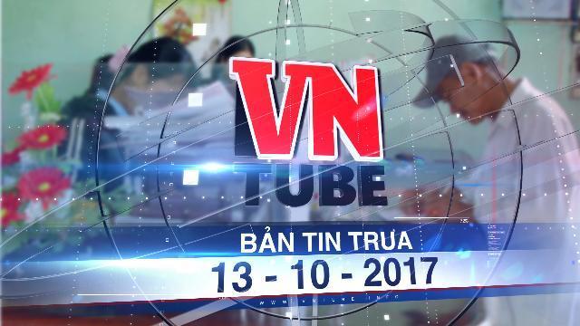 Bản tin VnTube trưa 13-10-2017: Nghệ An: Một xã có 11 cán bộ, công chức là anh em, họ hàng