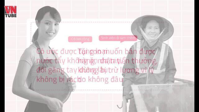 Không phải tiền hay son, phụ nữ Việt Nam muốn được tặng gì vào 20/10?