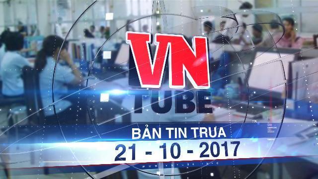 Bản tin VnTube trưa 21-10-2017: TP.HCM sẽ cấm công chức mặc quần jean, áo thun trong giờ làm