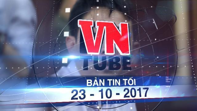 Bản tin VnTube tối 23-10-2017: Diễn biến bất ngờ vụ VN Pharma: Nguyễn Minh Hùng bị bắt tại tòa