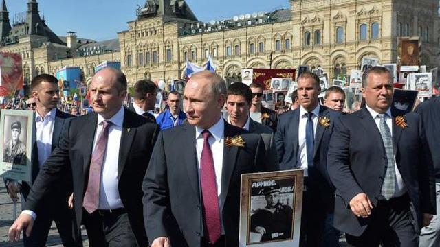 Đội bảo vệ bí mật đầy quyền lực của Tổng thống Putin