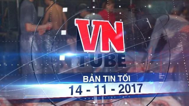 Bản tin VnTube tối 14-11-2017: TP.HCM cương quyết đóng cửa các lò mổ thủ công