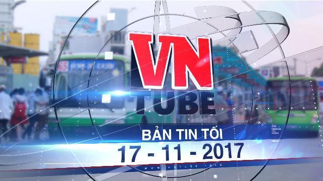 Bản tin VnTube tối 17-11-2017: TP.HCM lắp camera tại trạm điều hành xe buýt để chống tiêu cực