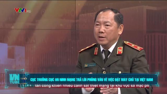Toàn cảnh an ninh mạng số 3 tháng 11: Cục trưởng Cục An ninh mạng trả lời phỏng vấn về vấn đề đặt máy chủ tại Việt Nam