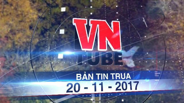 Bản tin VnTube trưa 20-11-2017: Đại úy phi công Việt Nam hy sinh ở Anh trong lúc bay huấn luyện