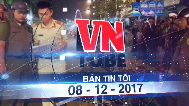 Bản tin VnTube tối 08-12-2017: Truy tìm nữ tài xế lái ôtô bỏ trốn sau khi gây tai nạn liên hoàn