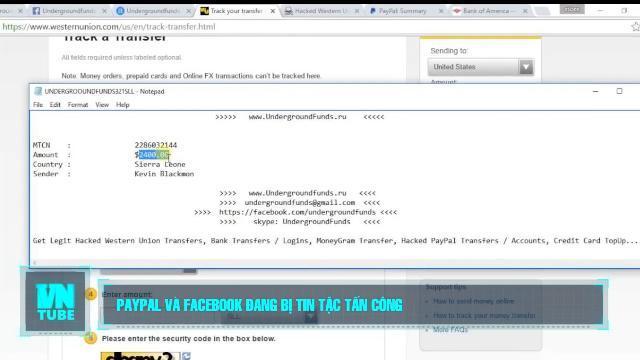 Toàn cảnh an ninh mạng số 3 tháng 12: PayPal và Facebook đang bị tin tặc tấn công