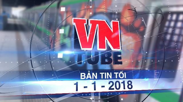 Bản tin VnTube trưa 02-01-2017: Bác tin chi 1 triệu USD sơn lại tàu Cát Linh - Hà Đông