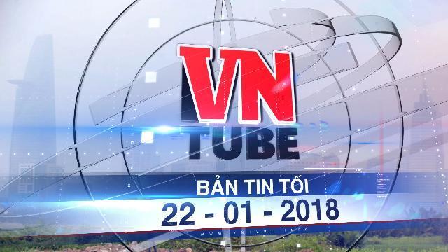 Bản tin VnTube tối ngày 22-01-2018: Mù bao phủ thành phố, ô nhiễm tại Sài Gòn tăng cao