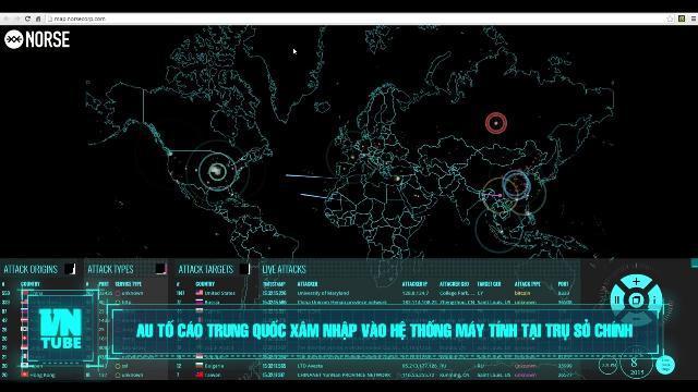 Toàn cảnh an ninh mạng số 1 tháng 02: AU tố cáo Trung Quốc xâm nhập vào hệ thống máy tính tại trụ sở chính