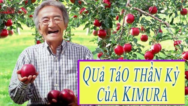 Quả táo thần kì của Kimura