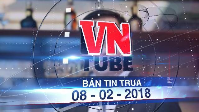 Bản tin VnTube trưa 08-02-2018: Vũ 'nhôm' tiếp tục bị khởi tố vì liên quan mua bán đất công