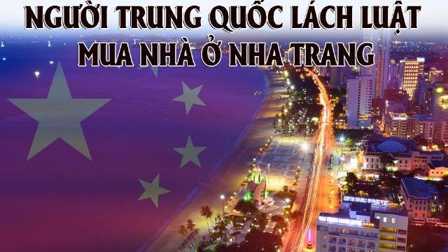 Người Trung Quốc lách luật mua nhà ở Nha Trang