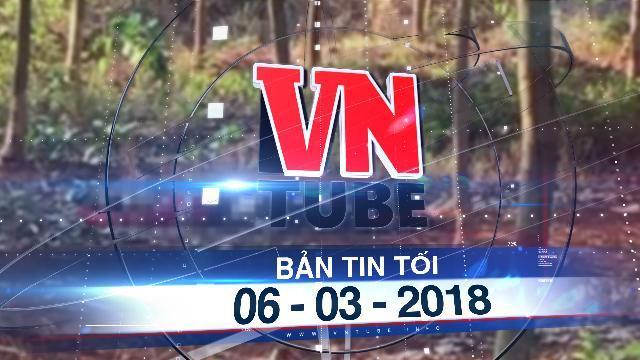 Bản tin VnTube tối 06-03-2018: Lạng Sơn: Hai cha con bị sát hại khi vào rừng tìm mật ong
