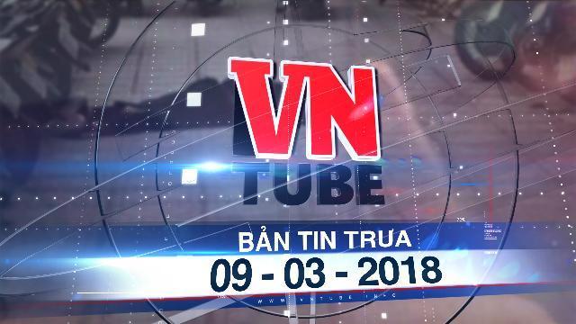 Bản tin VnTube trưa 09-03-2018: Nam sinh Đại học Kiến trúc Hà Nội nhảy lầu tự tử