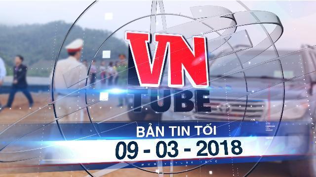 Bản tin VnTube tối 09-03-2018: Nghệ An rao bán hai xe tiền tỉ được doanh nghiệp tặng