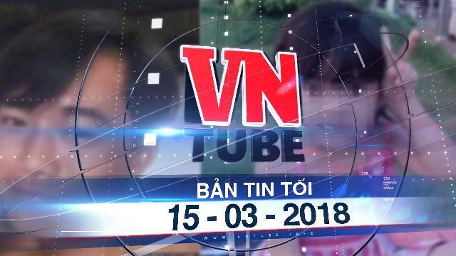 Bản tin VnTube tối 15-03-2018: Bắt nghi can hiếp dâm bé 4 tuổi rồi bỏ xuống giếng