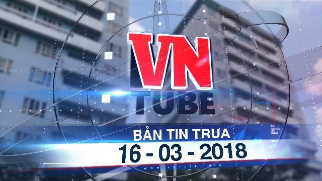 Bản tin VnTube trưa 16-03-2018: Rơi từ tầng 8 ký túc xá, một nữ sinh viên tử vong