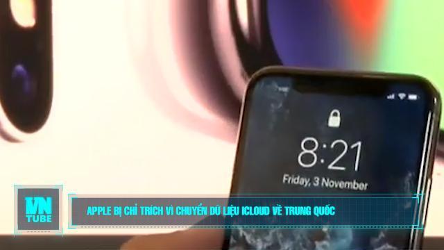 Toàn cảnh an ninh mạng số 3 tháng 03: Apple bị chỉ trích vì chuyển dữ liệu iCloud về Trung Quốc