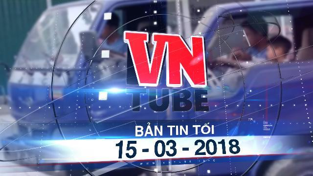 Bản tin VnTube tối 19-03-2018: Đề nghị xác minh, xử lý nghiêm việc để bé trai 10 tuổi lái xe tải