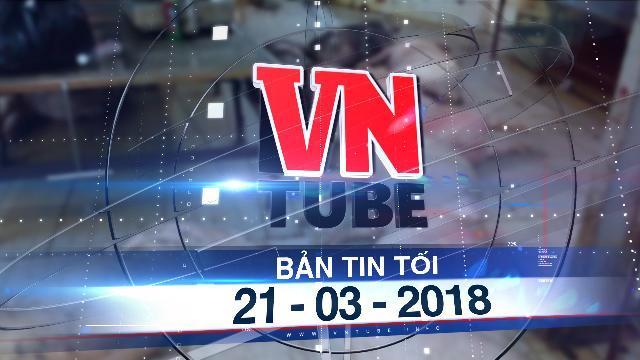 Bản tin VnTube tối 21-03-2018: Thêm vụ heo bị bơm nước, tiêm an thần trước khi mổ
