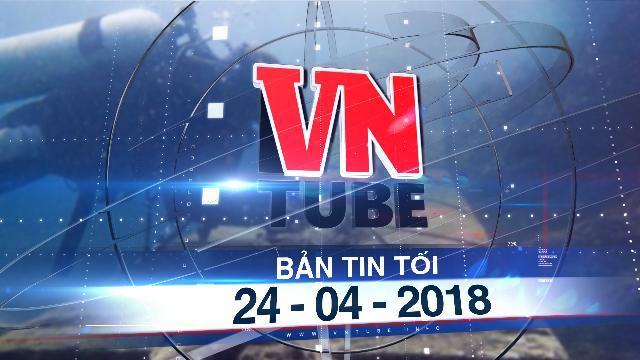 Bản tin VnTube tối 24-04-2018: Cáp quang biển APG lại gặp sự cố, internet chập chờn những ngày lễ