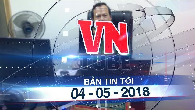Bản tin VnTube trưa 04-05-2018: Phó cục trưởng C50 tử vong tại trụ sở Bộ Công an