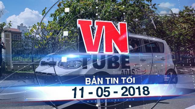 Bản tin VnTube tối 11-05-2018: FPT xin phép thử nghiệm xe tự lái trên hệ thống giao thông