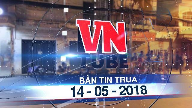 Bản tin VnTube trưa 14-05-2018: Nhóm 'hiệp sĩ đường phố Tân Bình' bị tấn công, 5 người thương vong