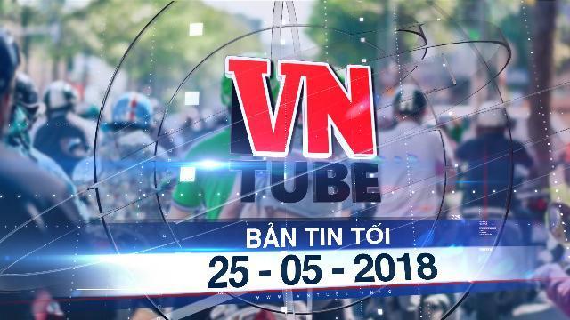 Bản tin VnTube tối 25-05-2018: Tài xế GrabBike quấy rối tình dục bé gái 9 tuổi bị phạt hành chính